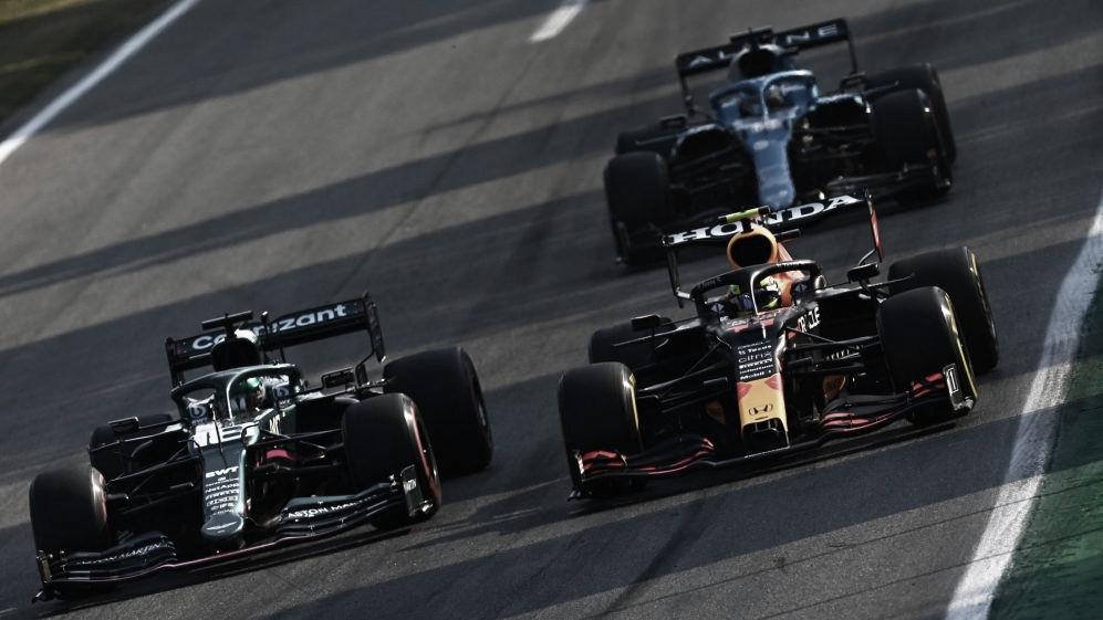 Melhores momentos do GP da Itália de Fórmula 1