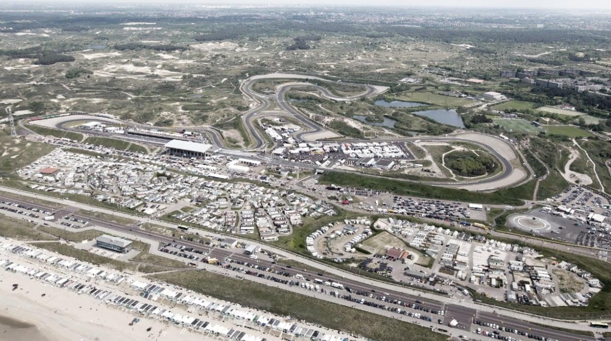 Zandvoort vuelve a la F1