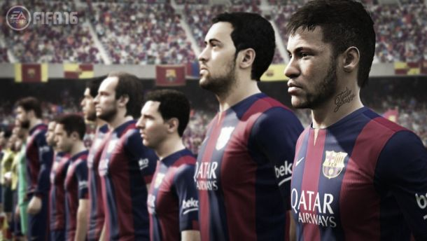 FIFA 16 - Official E3 Gameplay Trailer Review
