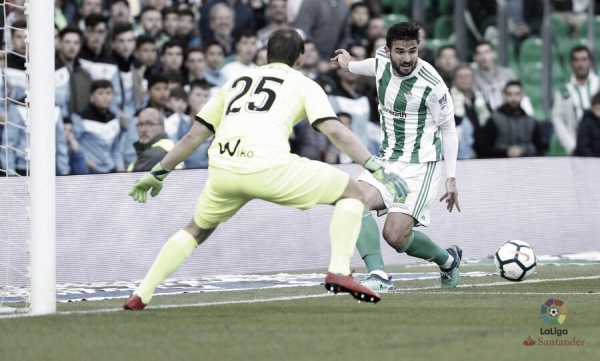 """Barragán: """"Era un partido difícil, ellos han apretado bastante"""""""