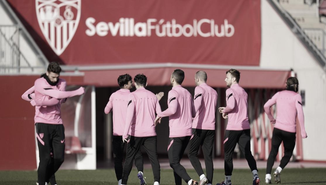 Posibles rivales del Sevilla en Copa del Rey