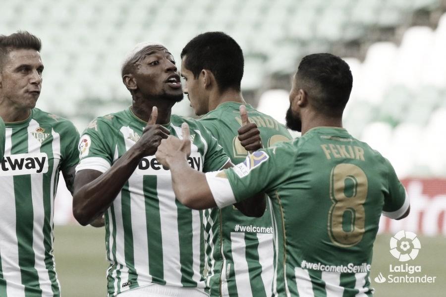 Segunda victoria y buenas sensaciones en el segundo partido liguero de la era Pellegrini