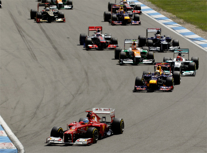AVANCE: Alonso se lleva la victoria en casa del enemigo