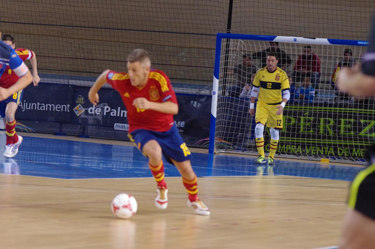 España se gusta ante Eslovaquia y se clasifica para el Mundial