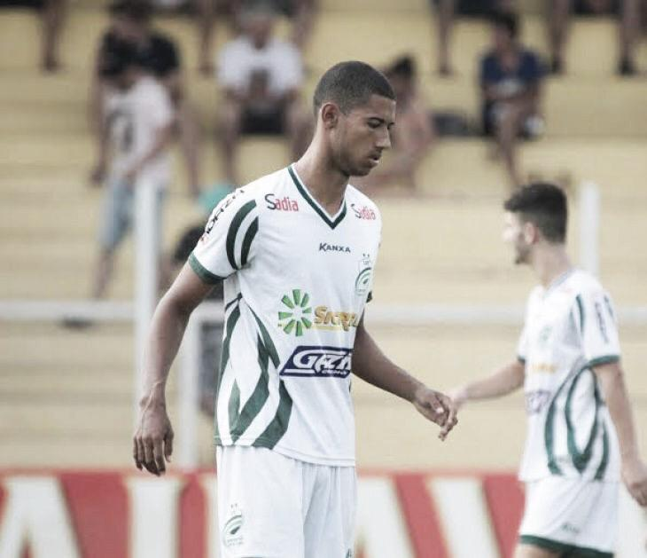 Lucas Braga perto de ser anunciado no Santos