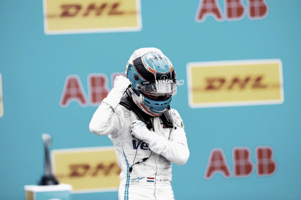 Nyck De Vries se lleva la victoria en el E Prix de Valencia