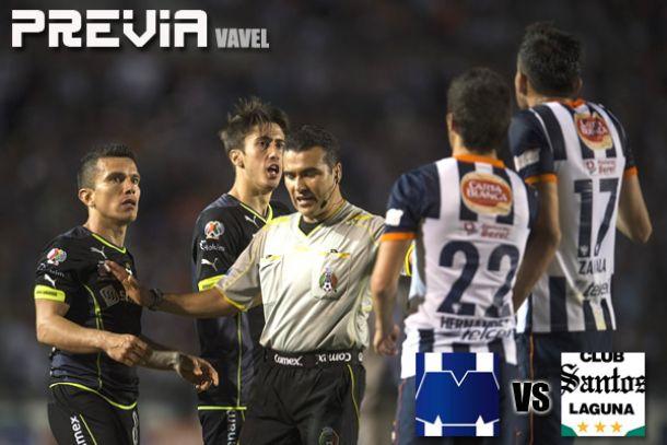 Monterrey - Santos: una rivalidad que va creciendo