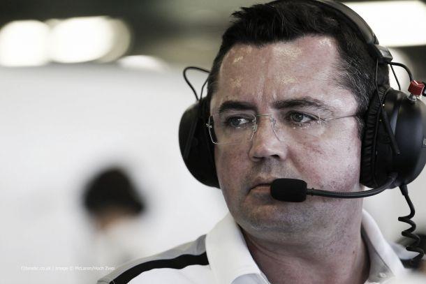 Mau arranque não assusta McLaren