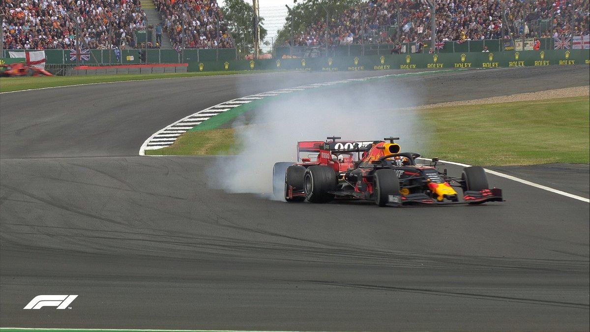 F1 - GP di Gran Bretagna - Le pagelle