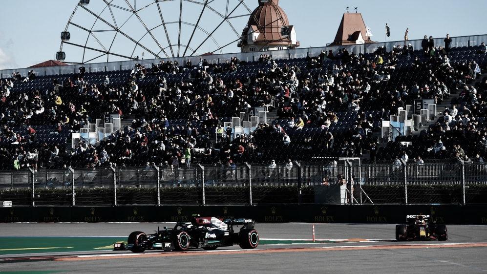 Melhores momentos do Treino Qualificatório do GP da Rússia de Fórmula 1