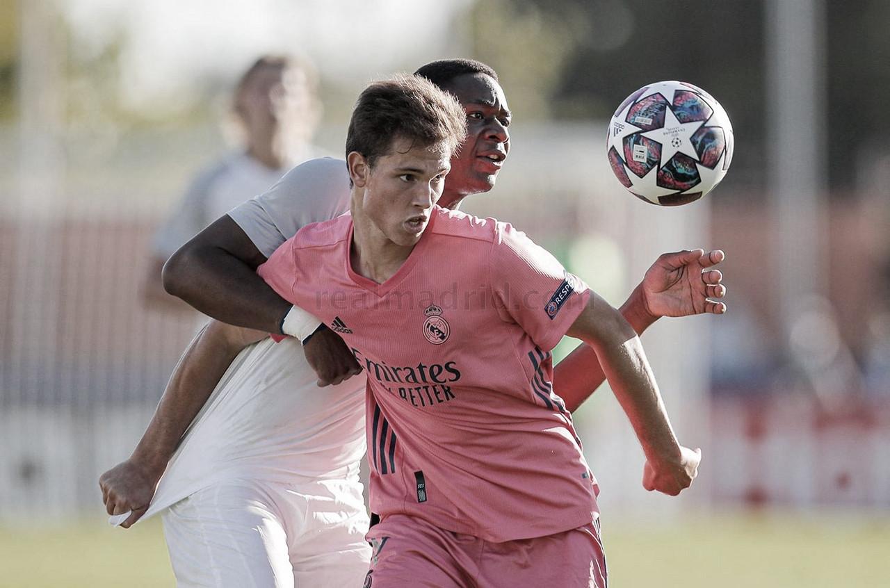 RMTV retransmitirá el choque entre el Castilla y el CF Pozuelo de Alarcón