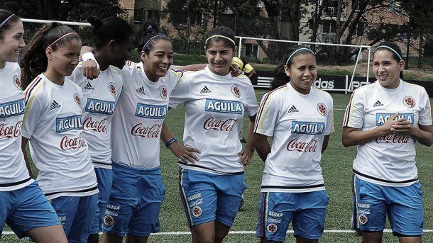 La Selección Colombiana de fútbol femenino reinicia su preparación