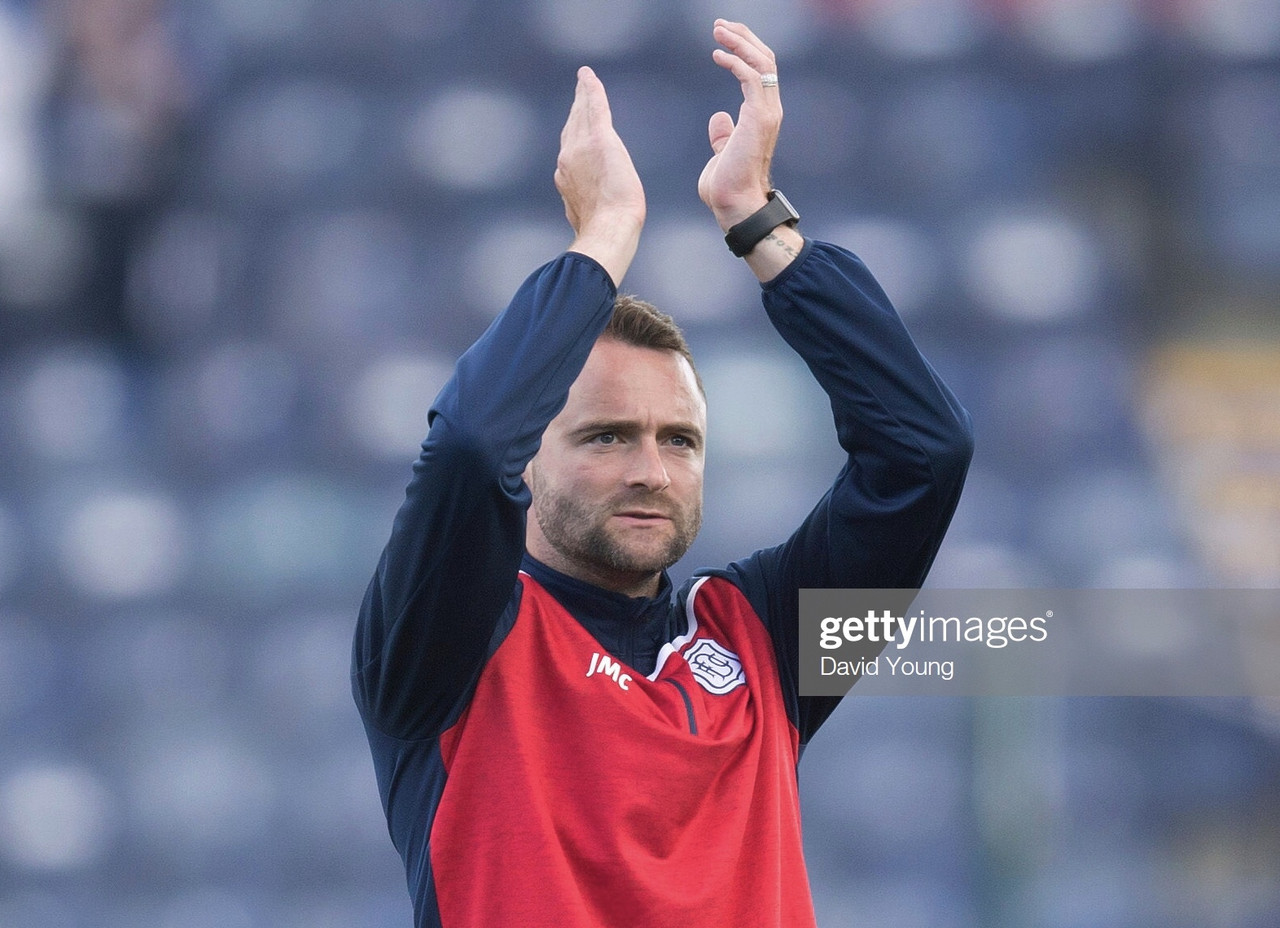 Cove Rangers vs Dundee preview: Hartley faces former club
