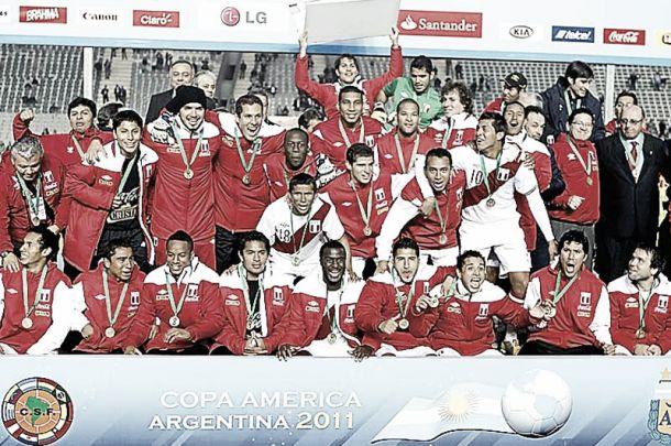 Revalidarla última Copa América