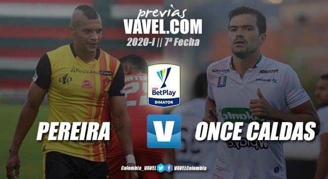 Previa Deportivo Pereira vs. Once Caldas: vuelve el clásico cafetero