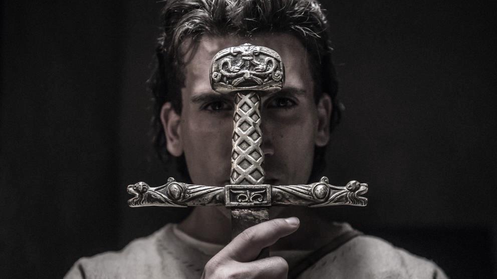 Primeras imágenes y adelanto de Jaime Lorente dando vida a El Cid