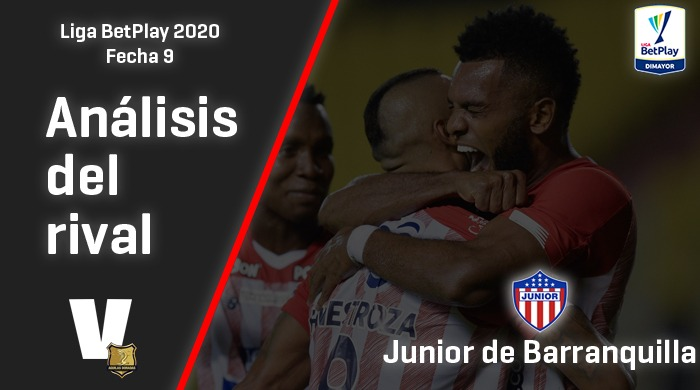 Águilas Doradas, análisis del rival: Junior de Barranquilla