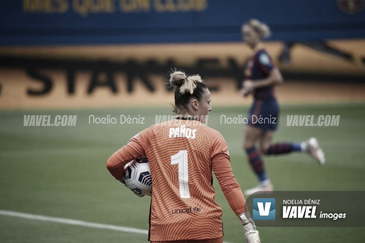 Convocatoria del Barça Femení: Sandra Paños será baja ante el Madrid CFF