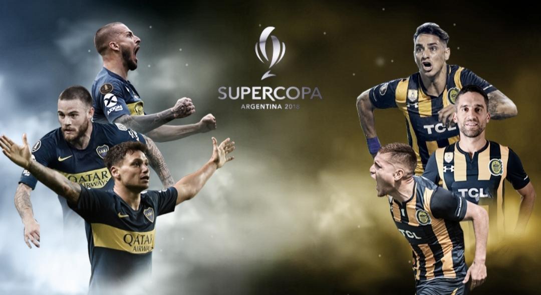 Previa Boca Juniors - Rosario Central: el Xeneize quiere su primer Supercopa