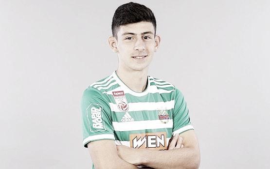 Destaque do Rapid Wien, atacante Yusuf Demir se aproxima de acordo com Barcelona