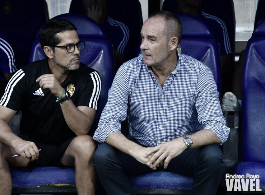 """Víctor Fernández: """"Hay muchas razones para pensar que este año saldrá bien, yo lo siento así"""""""