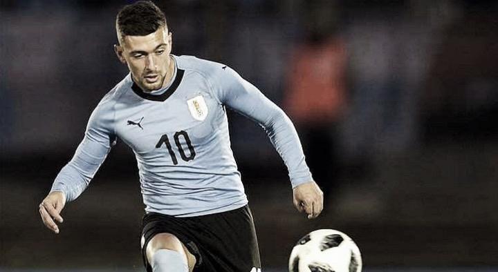 Seleção Uruguaia apresenta convocados para jogos eliminatórios da Copa do Mundo