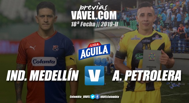 Previa Independiente Medellín vs. Alianza Petrolera: tres puntos decisivos para la clasificación