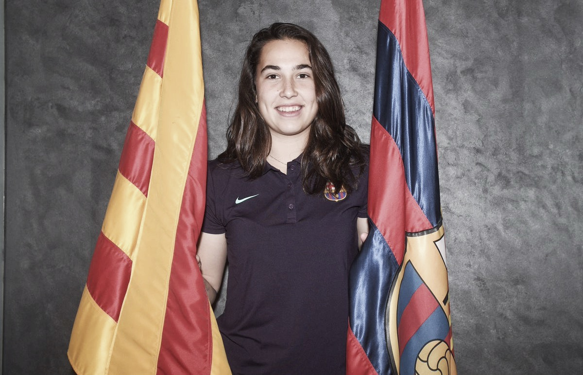 Cata Coll regresa al Fútbol Club Barcelona