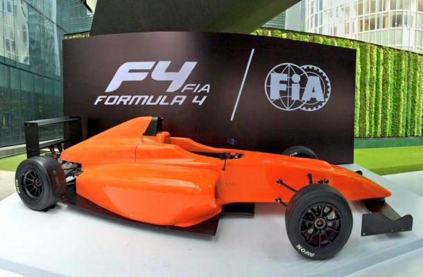 La Fórmula 4 en México