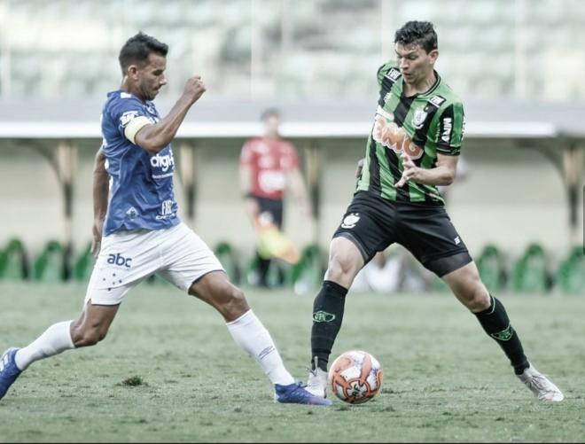 Cruzeiro encara América-MG no Mineirão pela semifinal do Campeoto Mineiro