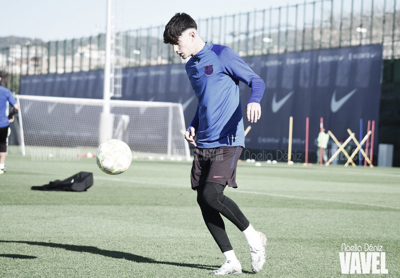 Último entrenamiento antes de recibir al Levante Unión Deportiva
