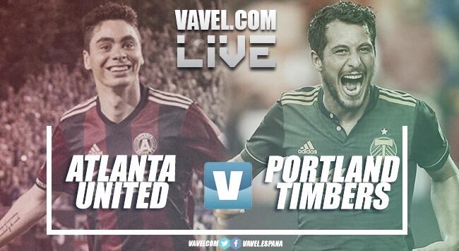 Resumen Atlanta United 2-0 Portland Timbers en MLS Cup 2018