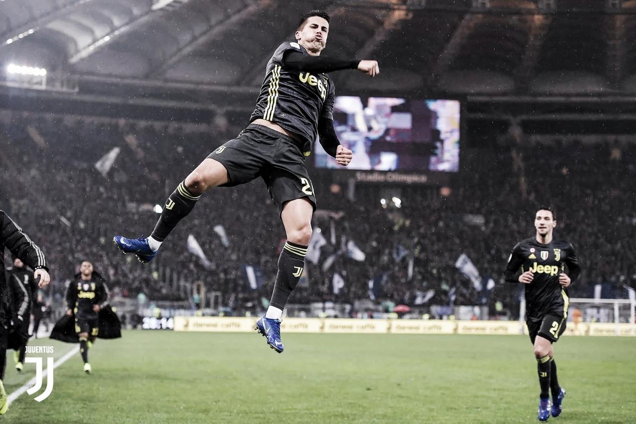 Portugueses decidem, e Juventus conquista grande virada contra Lazio fora de casa