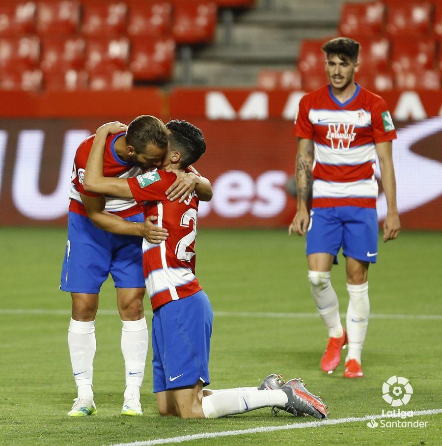 Granada CF - Valencia : puntuaciones del Granada, jornada 34 de LaLiga