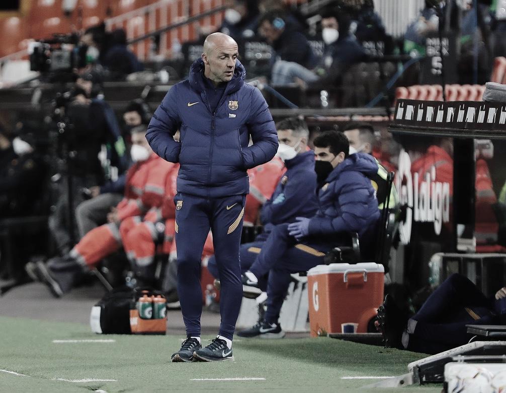 """Schreuder: """"El equipo ha demostrado carácter y ambición"""""""