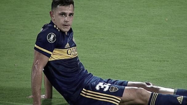 Maroni lleva 11 partidos en el club y solo un tanto. | Foto: MDZ Online.