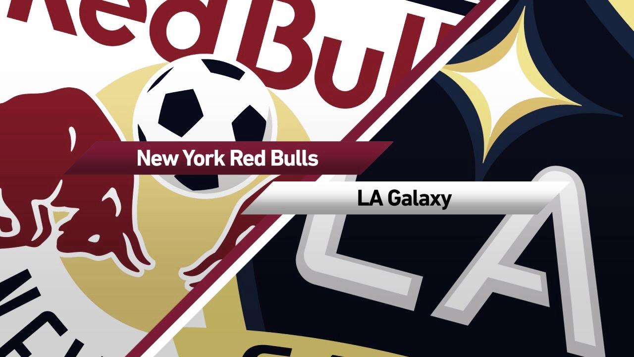 Previa New York Red Bulls – Los Angeles Galaxy: cambio de tercio