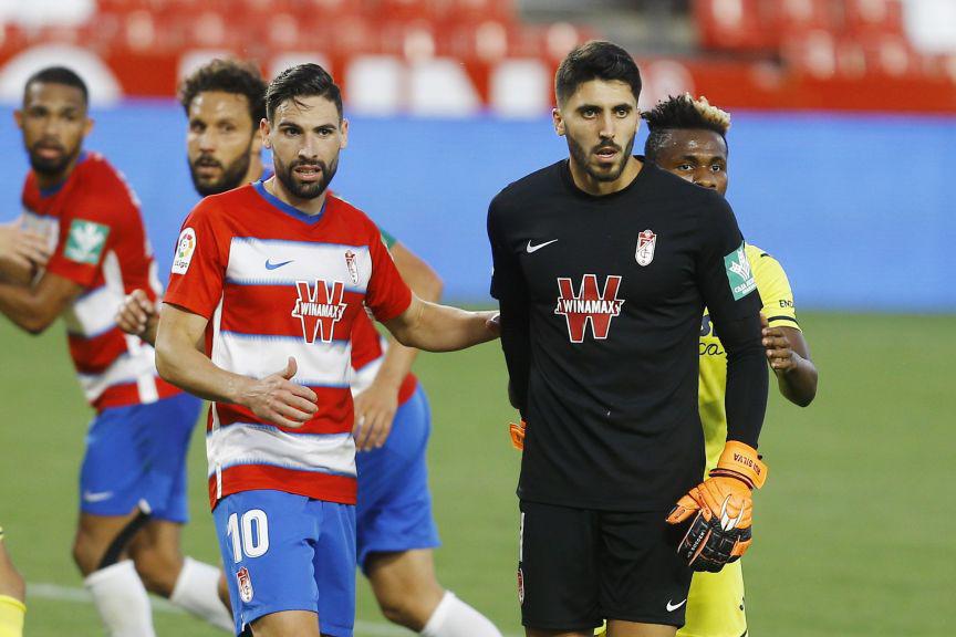 Granada CF- Villarreal : puntuaciones del Granada, jornada 30 de LaLiga