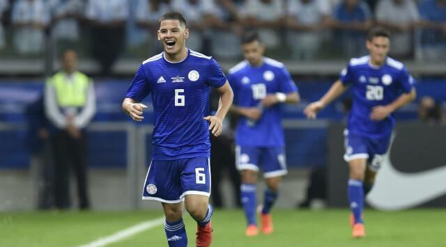 Gol e Melhores Momento do jogo Colômbia x Paraguai pela Copa América (1-0)