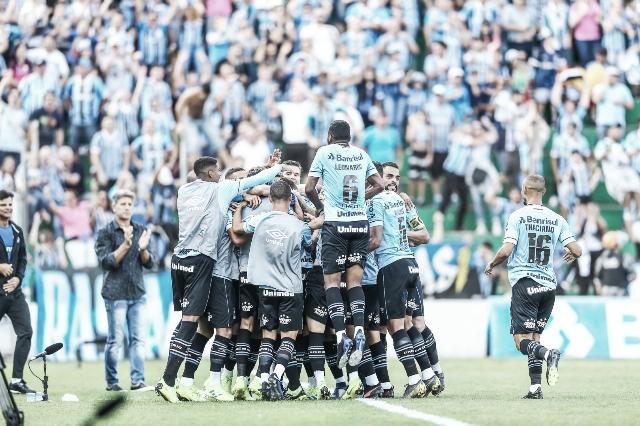 Grêmio atropela Juventude e conquista excelente vantagem nas quartas de final do Gauchão