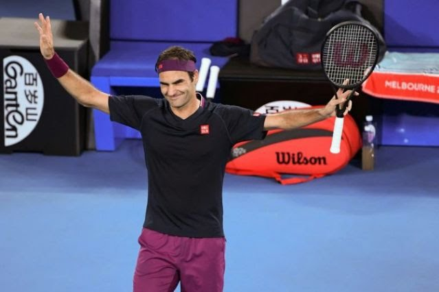 2020 Australian Open: Roger Federer produces spectacular performance to defeat Steve Johnson