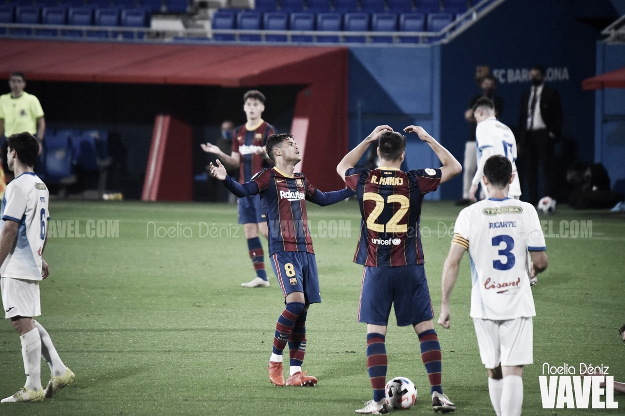 El análisis: Barça B y Prat empatan a nada