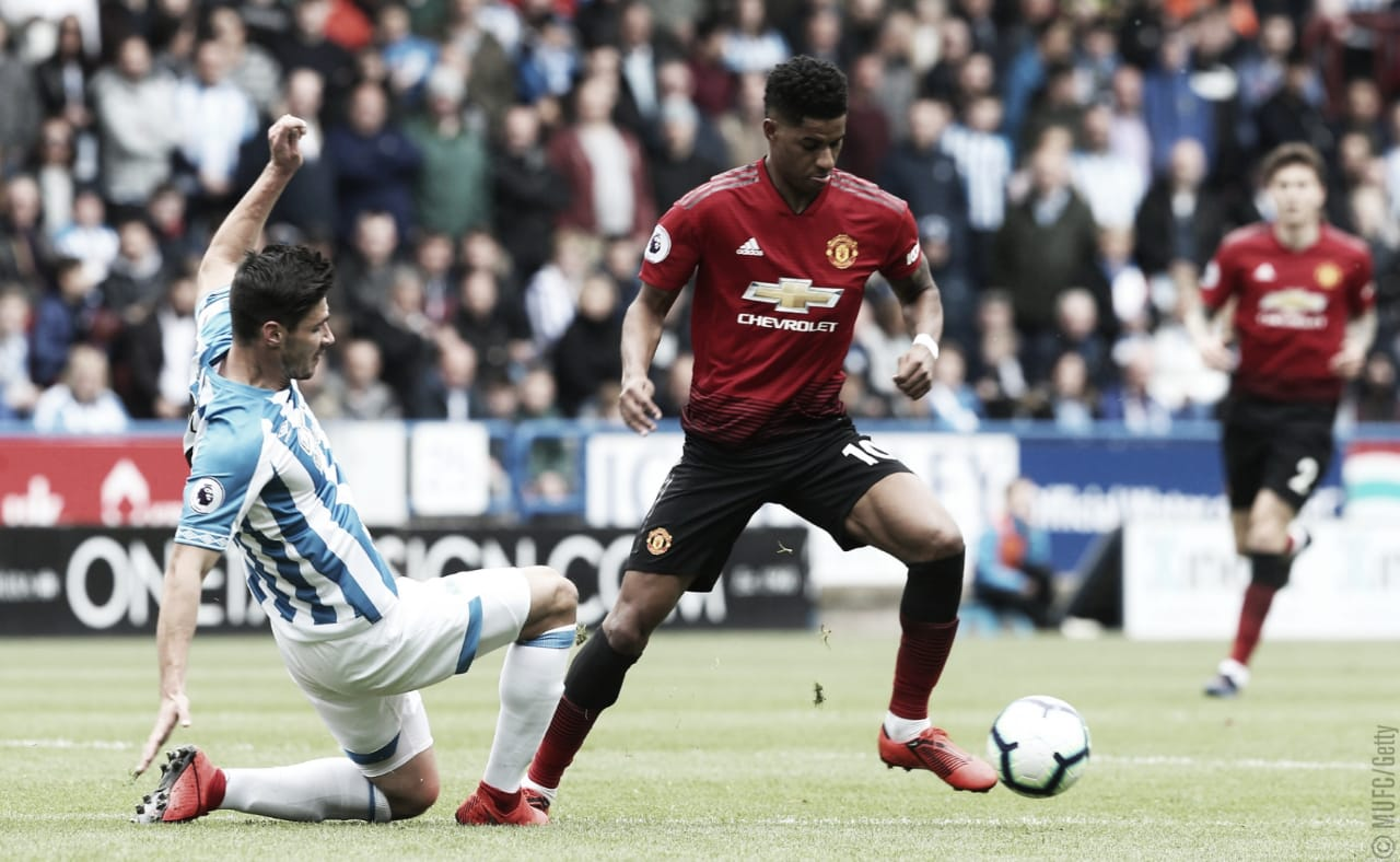 Manchester United só empata com Huddersfield e dá adeus à Champions League 2019-20
