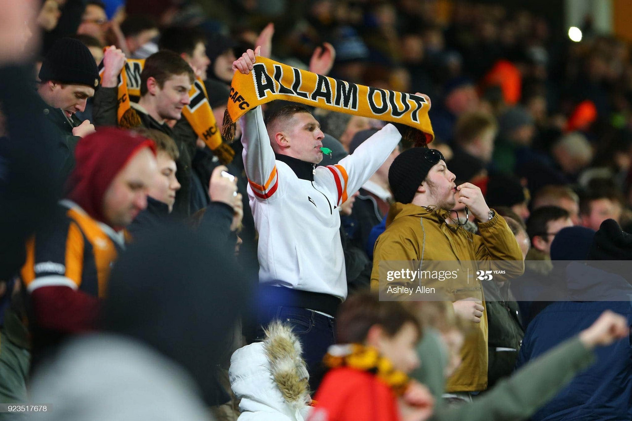 Hull City protests: Fans block owners and players at the ground