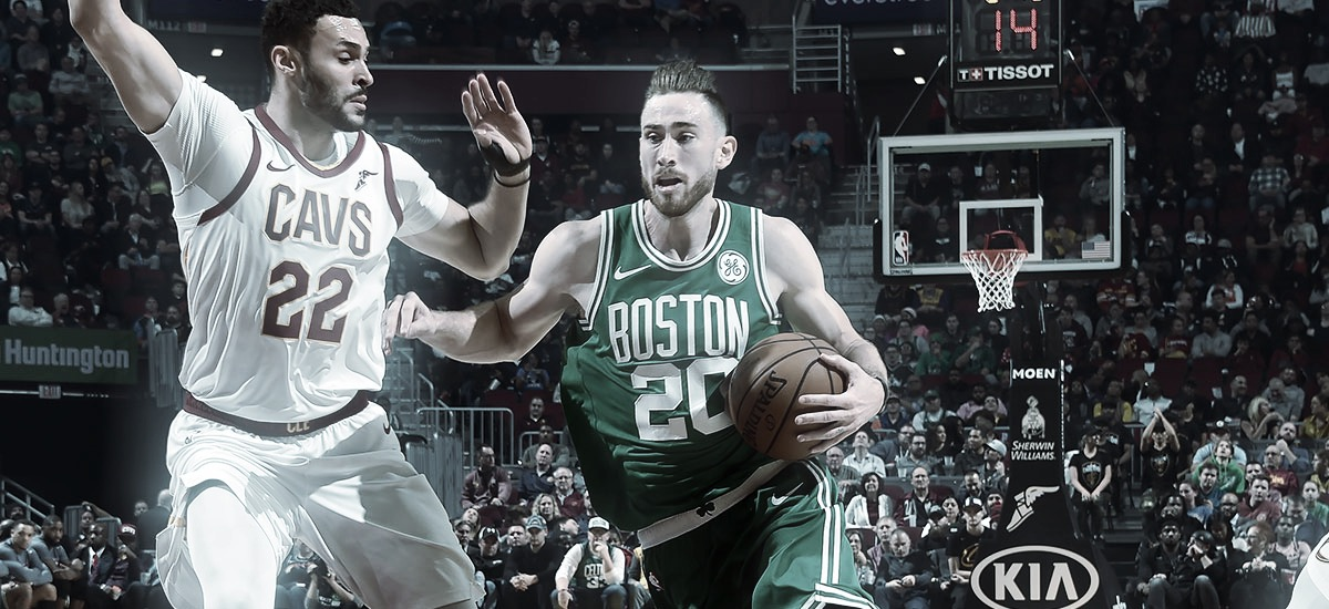 Gordon Hayward abandonará Boston Celtics // NBA
