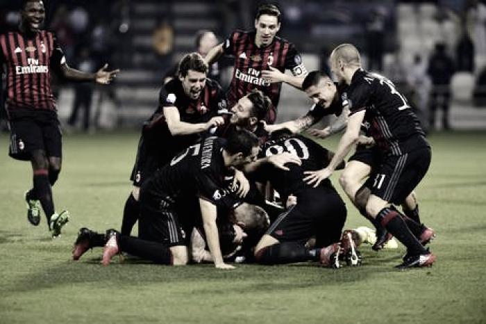 Doha fatale per la Juventus. Il Milan vince la Supercoppa italiana ai rigori (5-4)