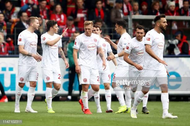 Mainz 05 v Fortuna Düsseldorf: The Proverbial Six Pointer