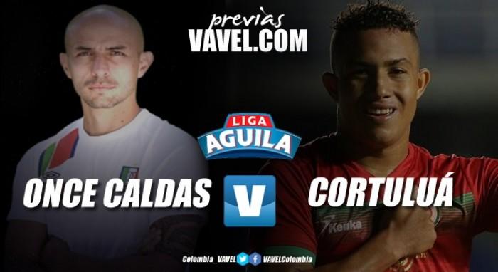 Once Caldas vs Cortuluá: un partido con mucho por definir
