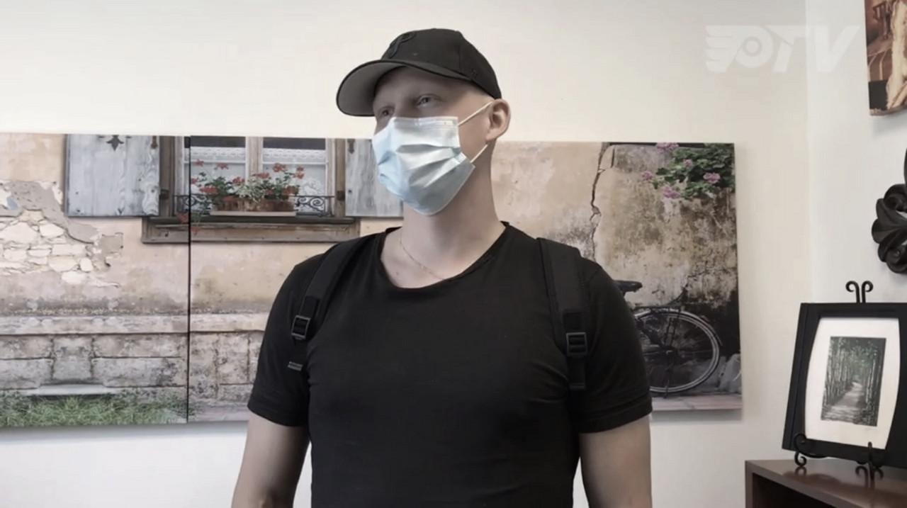 Oskar Lindblom finaliza su tratamiento