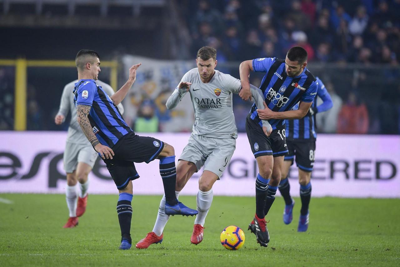 Serie A - La Roma si butta via: l'Atalanta rimonta da 0-3 a 3-3